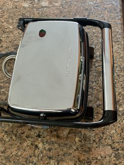 Hamilton Beach Breakfast Sandwich Makers Is great condition working perfect. for Sale in Shoreline,  WA