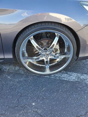 22ich rims 5×114.3 for Sale in Landover, MD