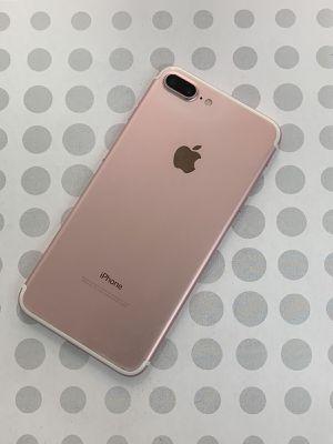 iPhone 7 Plus (128 GB) Desbloqueado con garantiá for Sale in Cambridge, MA