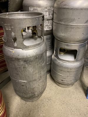 Propane tanks for forklift for Sale in Jenkintown, PA