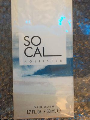 *NEW*Hollister 1.7oz SoCal Cologne for Sale in Pineville, LA