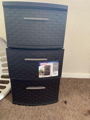 Plastic drawer for Sale in Vallejo, CA