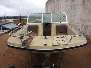 Trade fishing boat for work truck or mini van. Suv for Sale in Riverside, CA