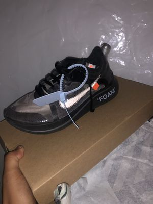 Off White Zoom Fly Nike sz 6.5 for Sale in Los Angeles, CA