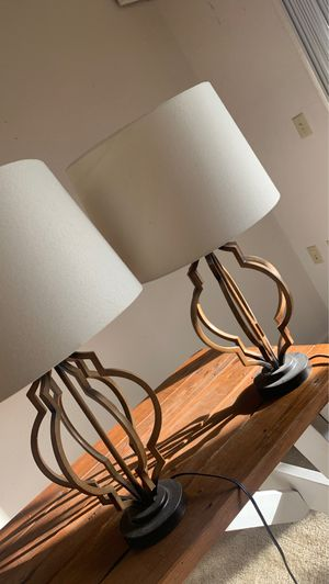 Side table Lamps for Sale in Haines City, FL