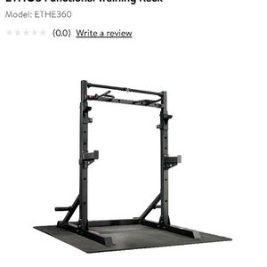Ethos Functional Training Rack for Sale in Seattle, WA