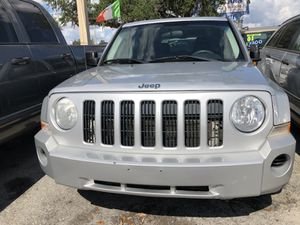 Jeep Patriot 2009 only 98k today 4500 no mechanic problem manual for Sale in Orlando, FL