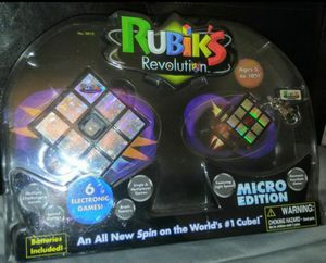 Rubiks Cube Revolution Toy Game Special Edition for Sale in Tucson, AZ