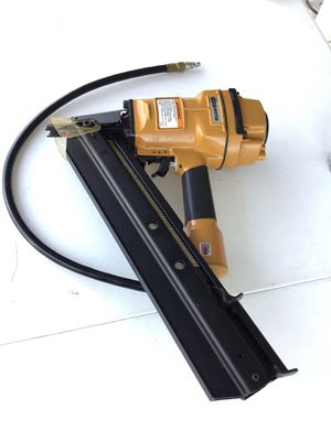 Pneumatic Nail Gun Stanley Bostitch for Sale in Lakeland, FL