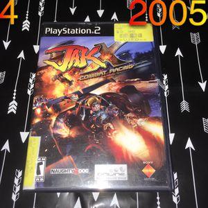 PS2 Jak X Combat Racing game for Sale in Phoenix, AZ