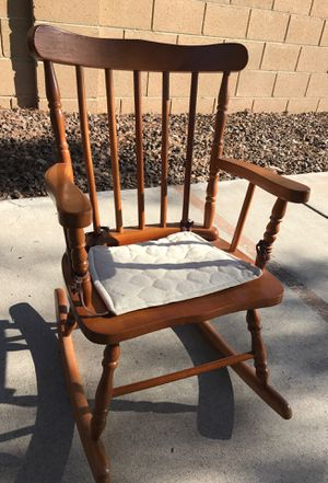 Small Kid's Rocking Chair for Sale in Phoenix, AZ