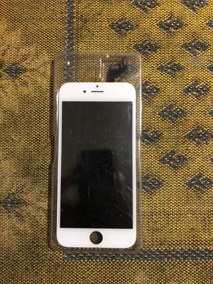iPhone 7 white screen LCD NEW very good quality for Sale in Cleveland, OH