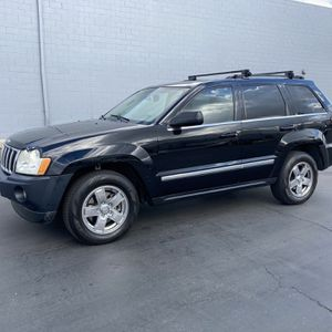 2006 Jeep Grand Cherokee Limited for Sale in East Los Angeles, CA