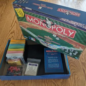 Monopoly - Major League Baseball Edition for Sale in Andover, MN