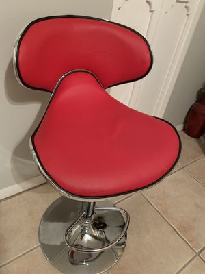 Red Bar Stool for Sale in Aventura, FL