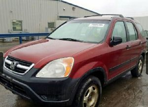 02 honda crv clean title in hand for Sale in Duquesne, PA