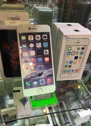 iPhone 6 Plus unlocked ready for any network around the world for Sale in Miami, FL