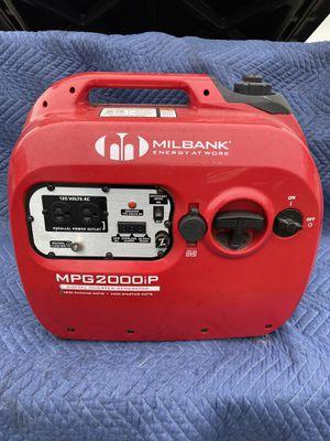 MPG 2000iP Generator for Sale in Orlando, FL