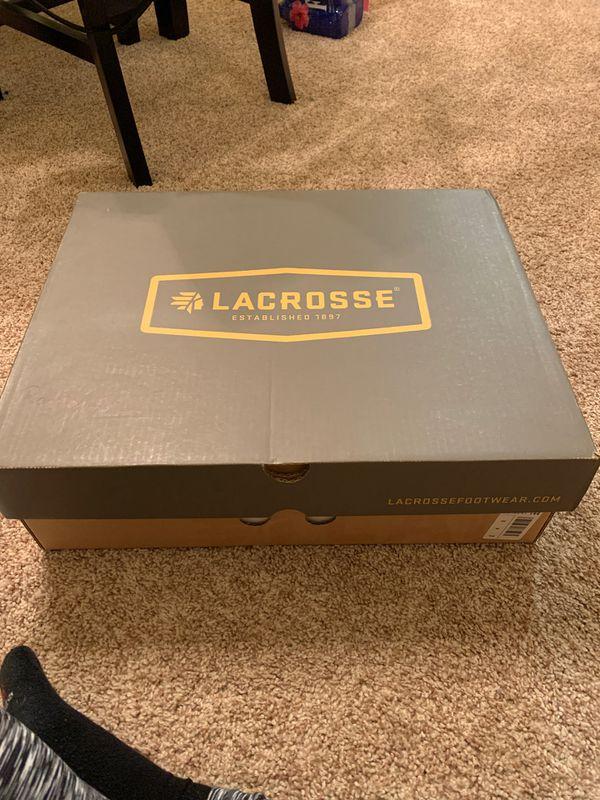 Lacrosse muck boots