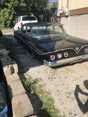 61 Chevy Impala for Sale in Alton, IL