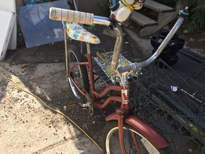 1960's White Performer Banana Seat Bike for Sale in Denver, CO