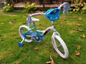 "Huffy 16"" frozen bike brand new in box for Sale in Kenmore, WA"