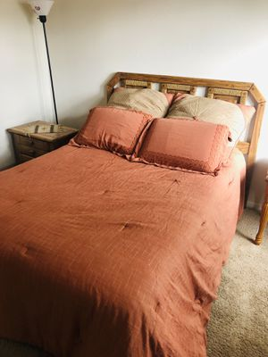 Full size bed for Sale in Baton Rouge, LA