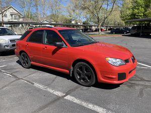2006 Subaru Impreza wagoon for Sale in Salt Lake City, UT