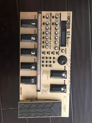 Boss GT6 Guitar Effects Processor for Sale in North Tustin, CA