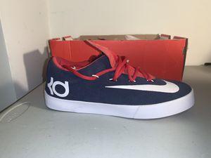 Nike Boys KD Vulc gs Sneaker shoes Size 7y for Sale in Lake Oswego, OR