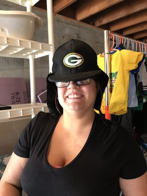 Green Bay Packer Hat for Sale for sale  Janesville, WI