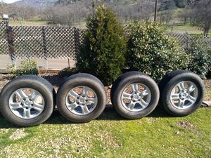 18 INCH RIMS !! for Sale in Squaw Valley, CA