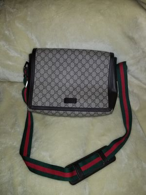 Gucci laptop messenger bag for Sale in City of Industry, CA
