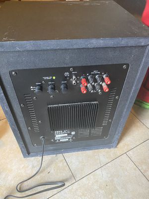 Yamaha powered subwoofer sw-3 great condition for Sale in Fontana, CA