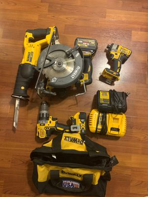 Dewalt kit drills and saws for Sale in Saint Paul, MN