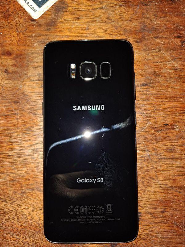Samsung Galaxy S8 Boost Mobile