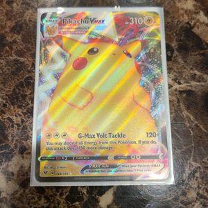 Pokemon Cards Pikachu Vmax 044/185 for Sale in Las Vegas, NV