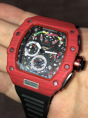 Richard Mille Men's Racing Sport Edition Sweeping Chronograph for Sale in Queens, NY