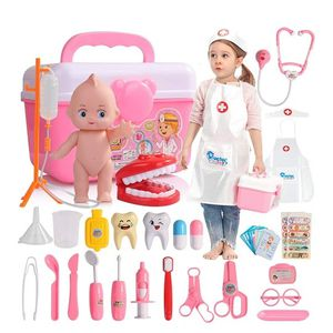 New Doctor Kit for Kids, 40 Pieces Pretend Medical Doctor Medical Playset for Sale in San Diego, CA