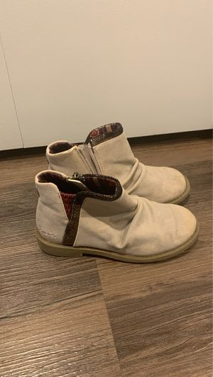 Suede Ankle boots / Size 13 for Sale in Park Ridge, IL