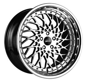 Vertini Hellfire machined black wheel, rim and tire packages available! No credit financing for Sale in Tempe, AZ