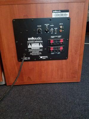 Speakers polk audio for Sale in San Diego, CA