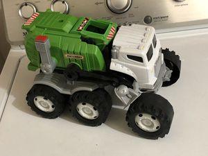 Kids transformer trash truck for Sale in Albuquerque, NM