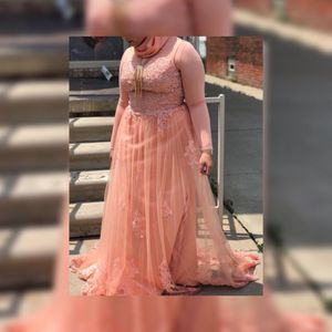 Designer dress size 14/16 for $110 for Sale in Dearborn, MI