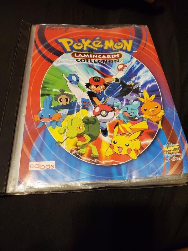 Pokemon Lamincards