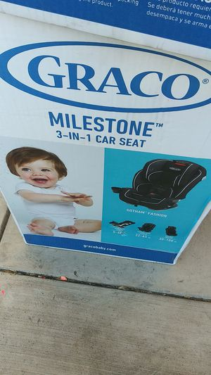 Car seats graco the new in the box $140 for Sale in Los Angeles, CA