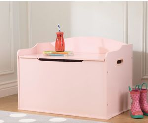 Kid kraft toy box - Pink (still in box) for Sale in Plano, TX