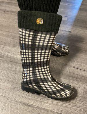 rain boots for Sale in Romeoville, IL