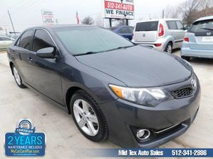 2013 Toyota Camry for Sale in Austin, TX