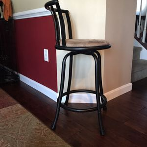 Two counter stools for Sale in Pittsburgh, PA